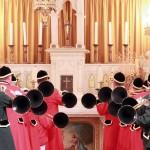 décembre 2011 Concert de trompes  Eglise St Martin -  Esmery Hallon