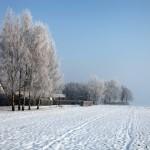 janvier 2013 Paysage d'hiver à Golancourt