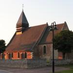 septembre 2011 Eglise de Brouchy