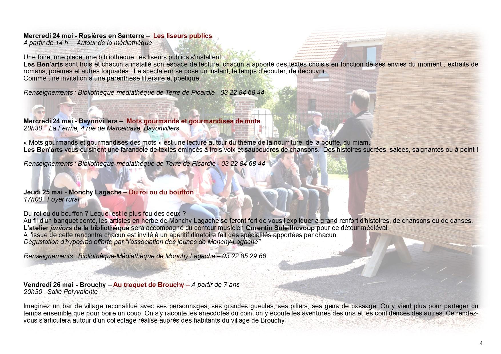 programme 9ème édition Contes en Pays de Somme page 4