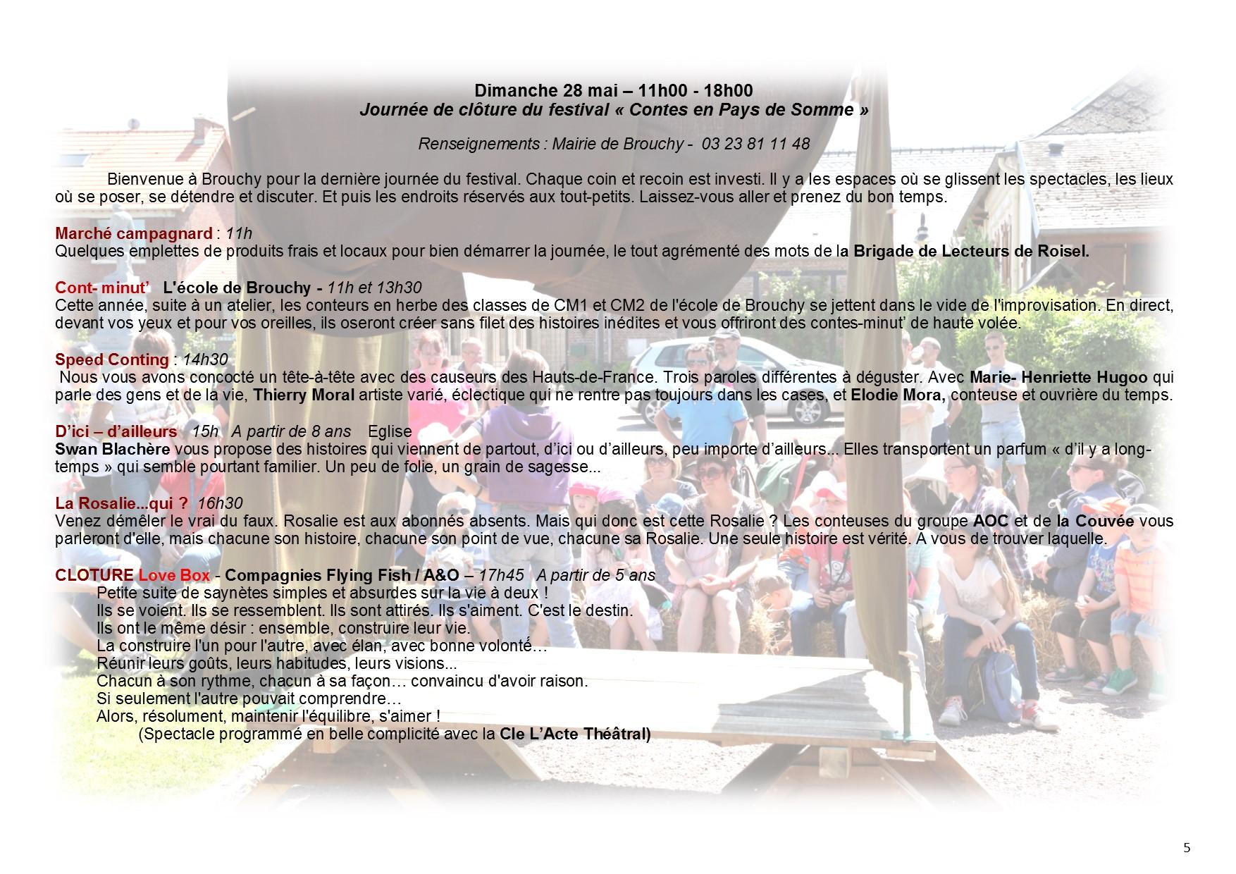 programme 9ème édition Contes en Pays de Somme page 5
