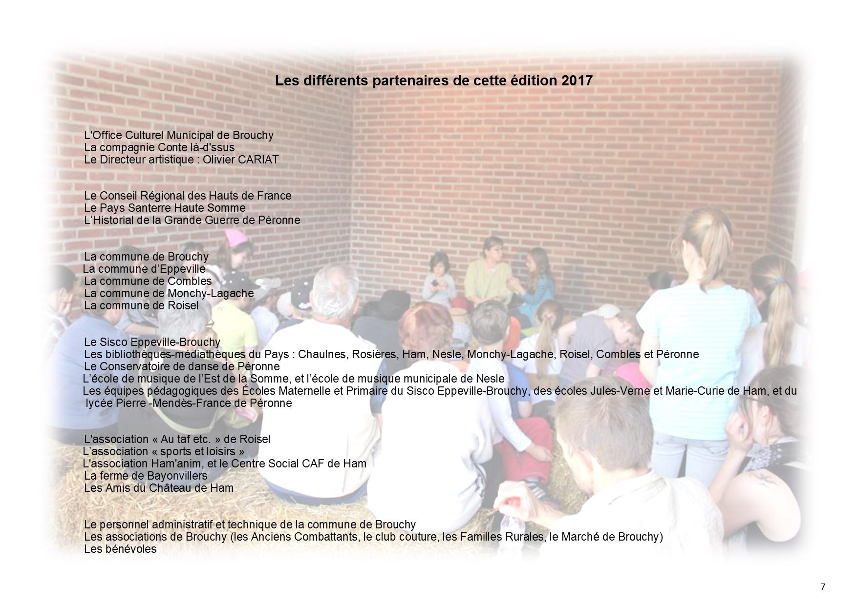 programme 9ème édition Contes en Pays de Somme page 7